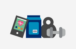 Fitness apps and dietary information