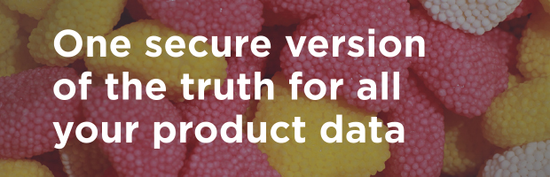 One secure version of the truth for all your product data