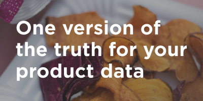 productDNA: one version of the truth for all your product data