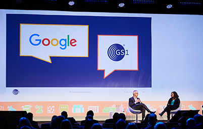 Google endorses GS1 projects