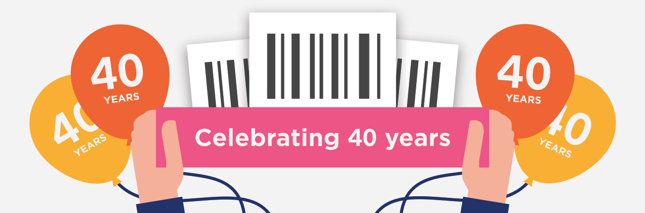 40 years of the barcode in the UK