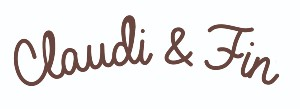 Claudi and Fin logo