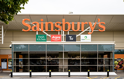 Sainsbury's sign up to productDNA