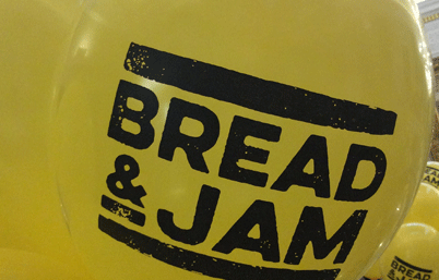 Bread, jam and barcodes