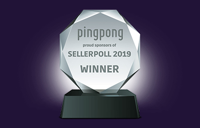 SellerPoll 2019 winners